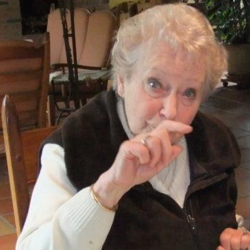 In memoriam : Madame Ronsse